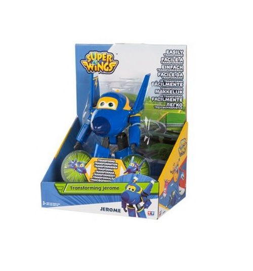 Figura Transformable Super Wings Jerome