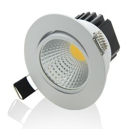 Downlight led COB no dimable. 50W