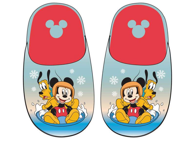 ventas calientes 4534a c2e2c Zapatillas de casa Mickey Mouse